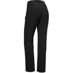 Schöffel Engadin Zip Off Pants Women Short black